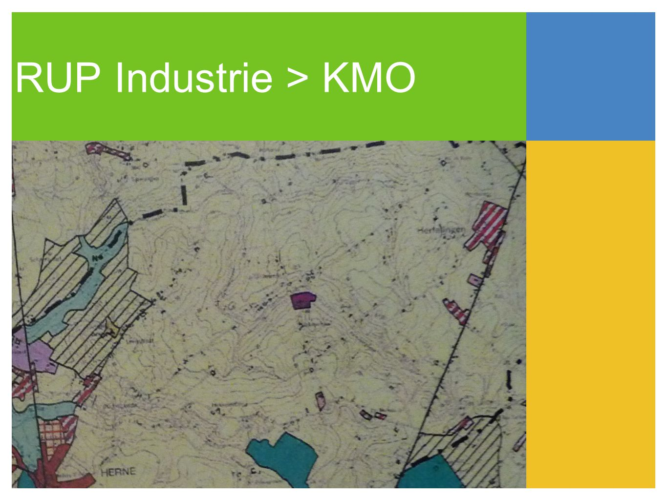 RUP Industrie > KMO