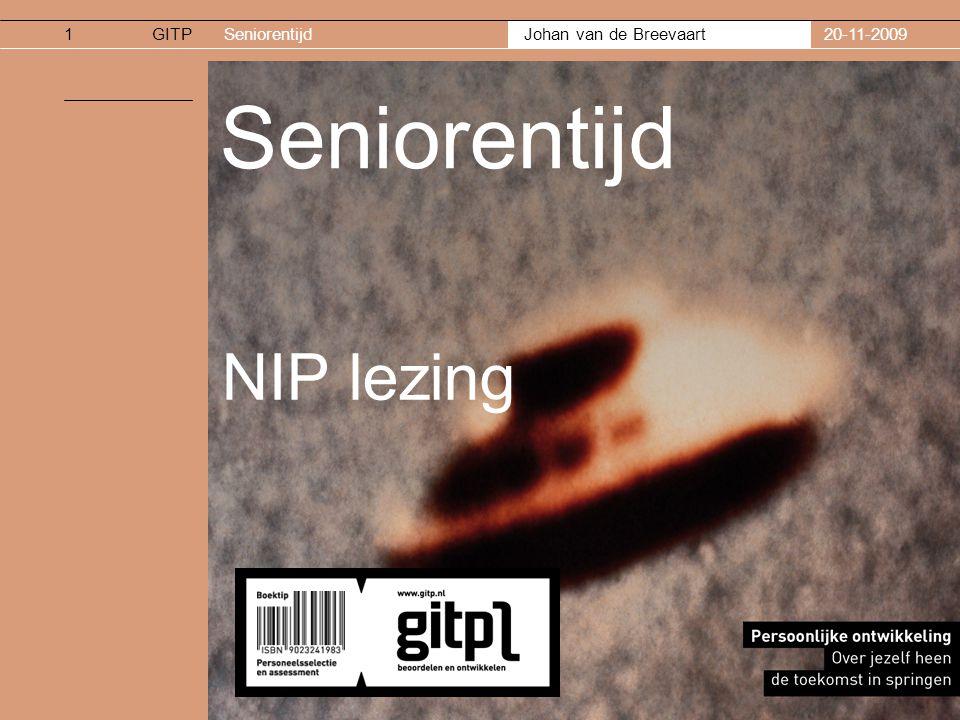 20-11-2009 Seniorentijd NIP lezing