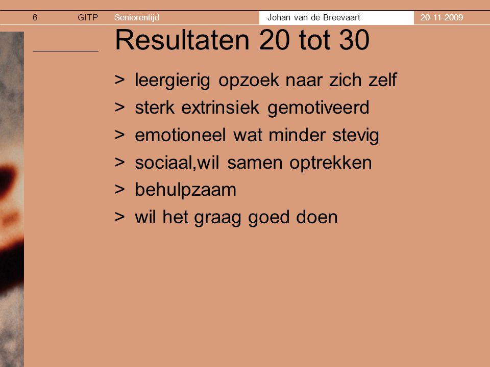 Resultaten 20 tot 30 leergierig opzoek naar zich zelf