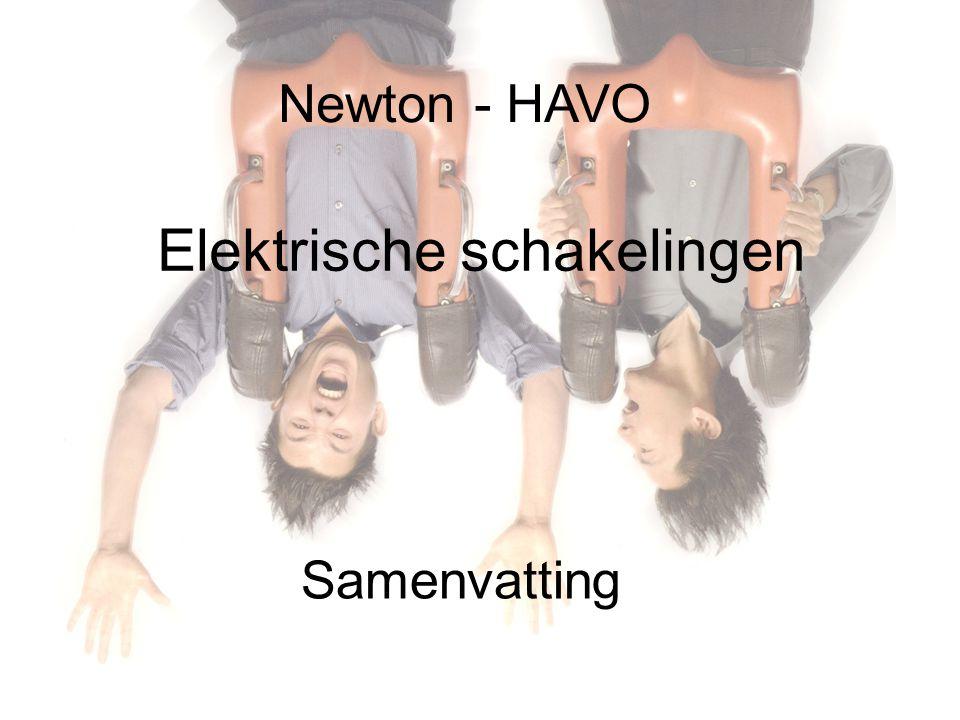 Elektrische schakelingen