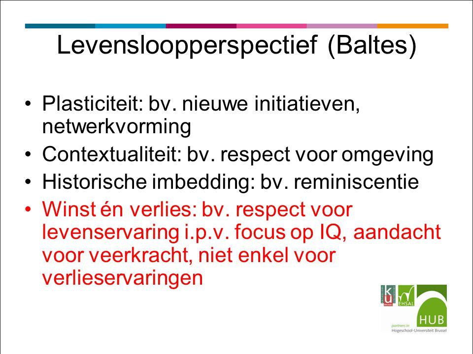 Levensloopperspectief (Baltes)