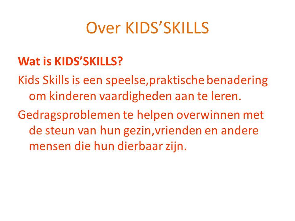 Over KIDS'SKILLS