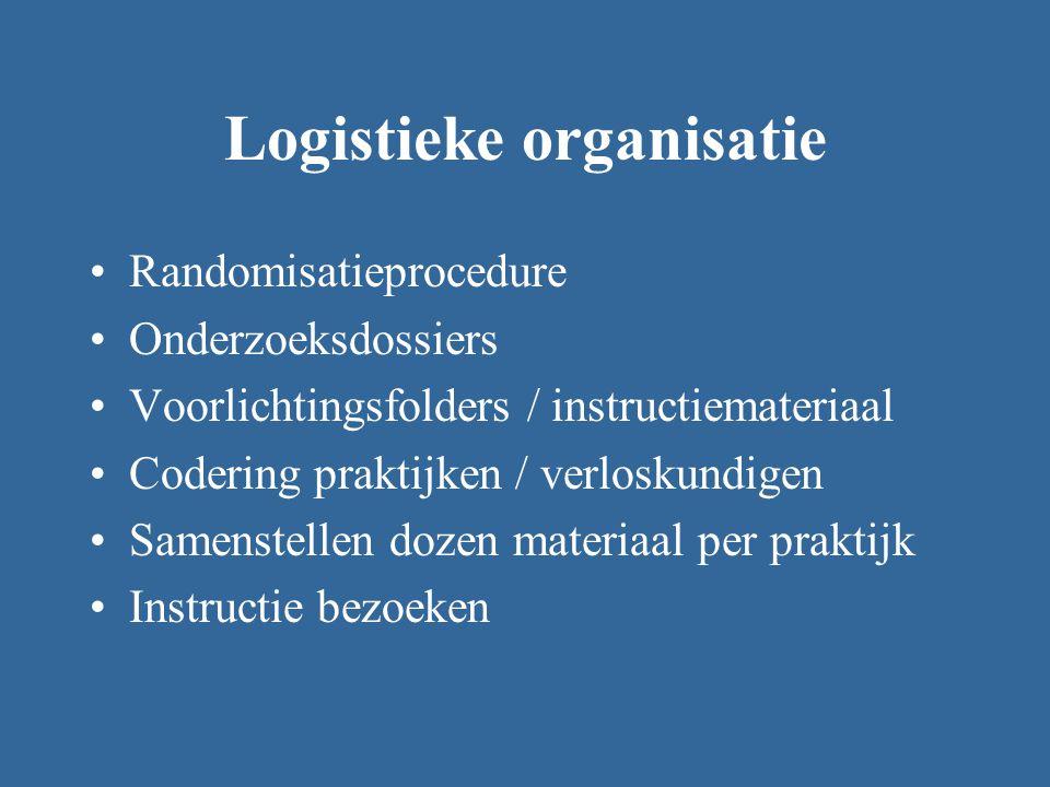 Logistieke organisatie
