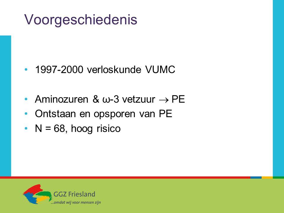 Voorgeschiedenis 1997-2000 verloskunde VUMC