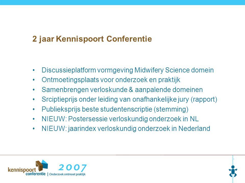 2 jaar Kennispoort Conferentie