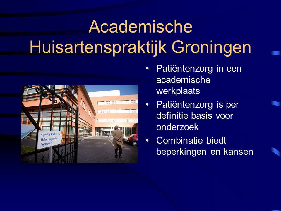 Academische Huisartenspraktijk Groningen