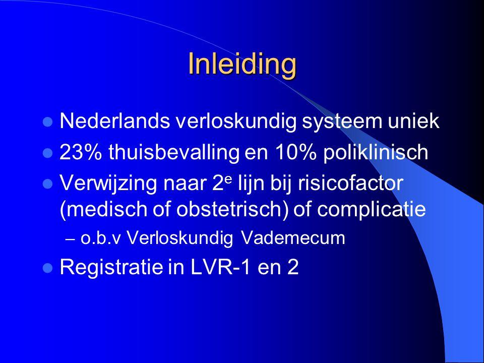 Inleiding Nederlands verloskundig systeem uniek