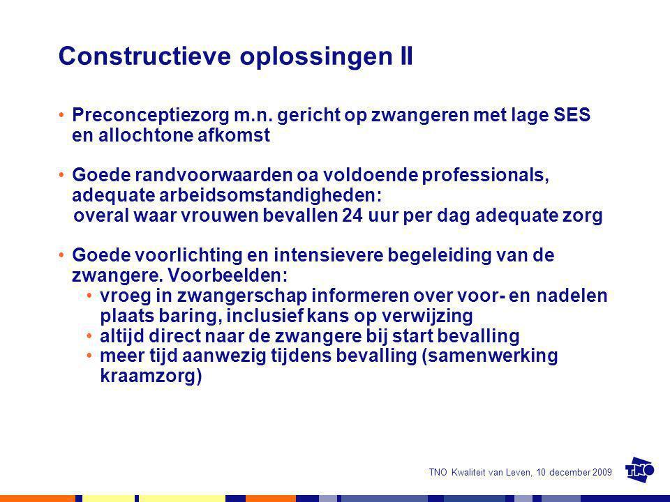 Constructieve oplossingen II