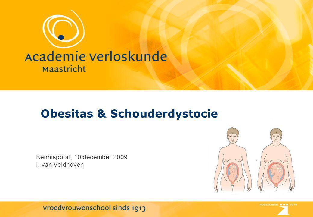 Obesitas & Schouderdystocie