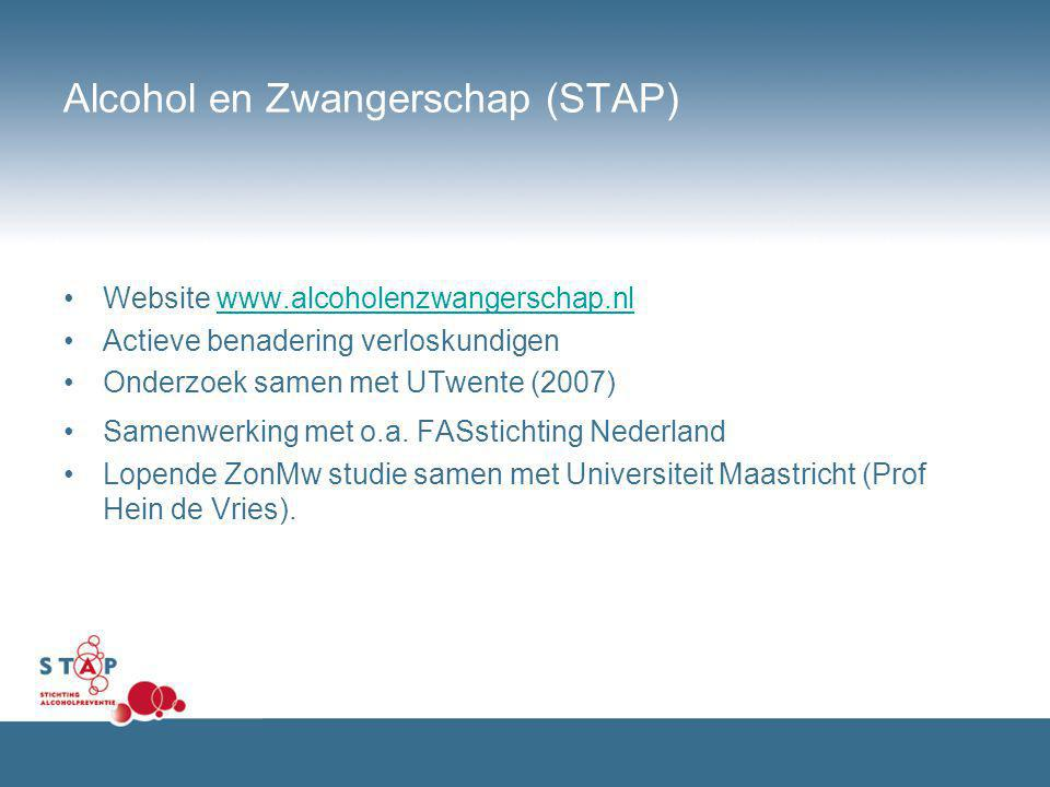 Alcohol en Zwangerschap (STAP)