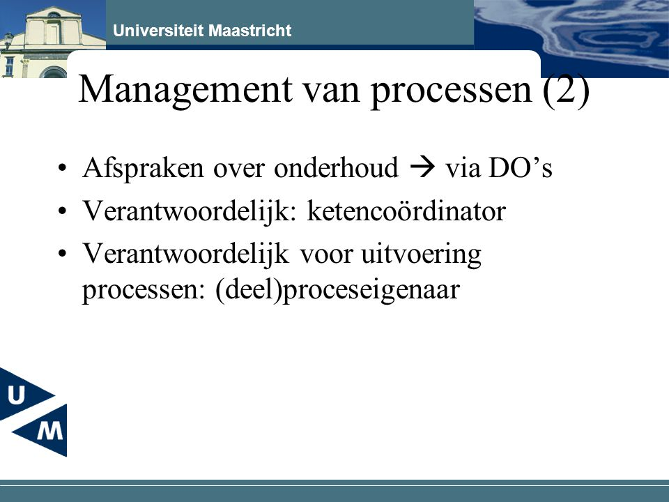 Management van processen (2)
