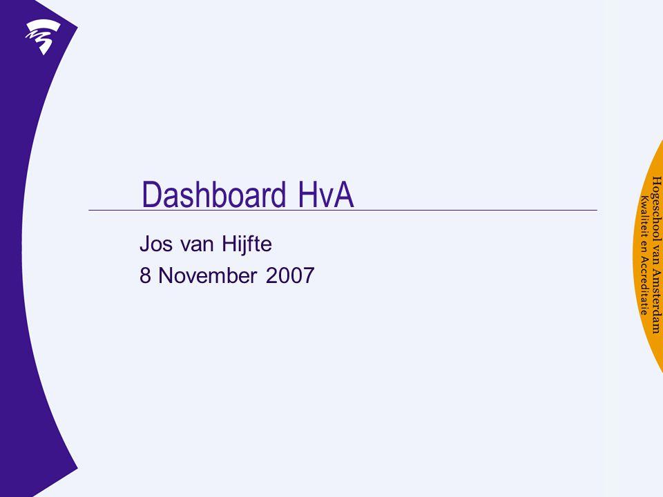 Jos van Hijfte 8 November 2007