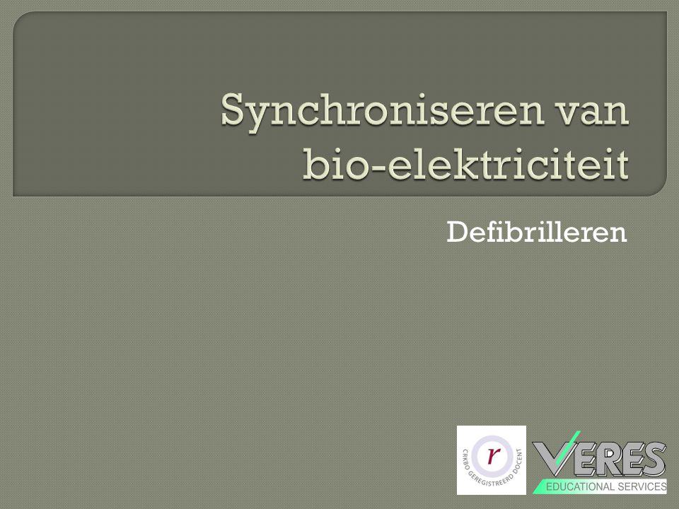 Synchroniseren van bio-elektriciteit