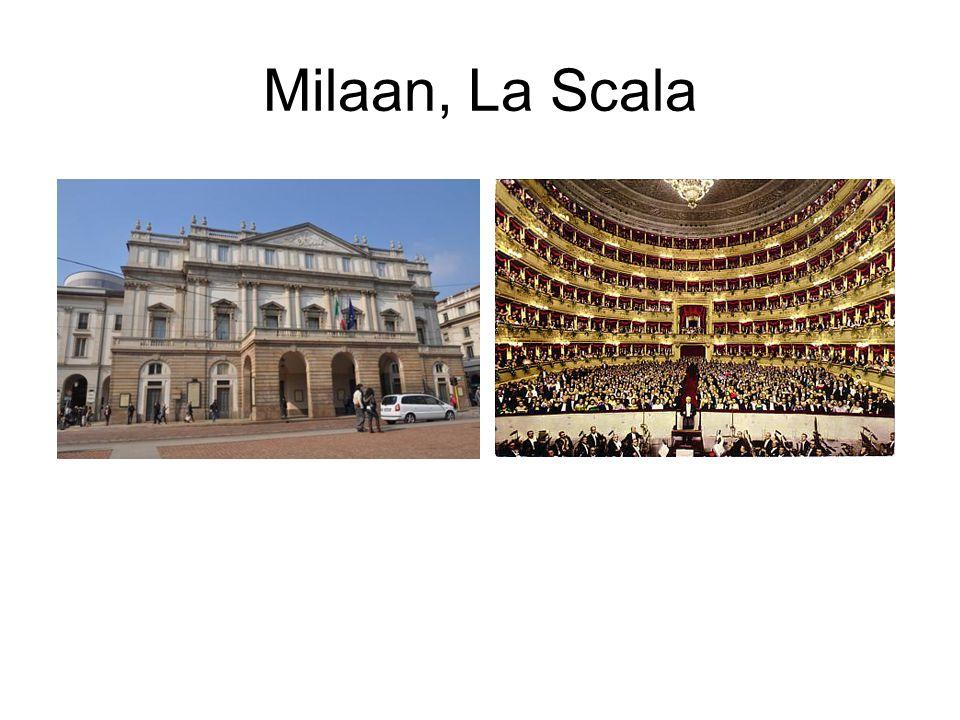 Milaan, La Scala
