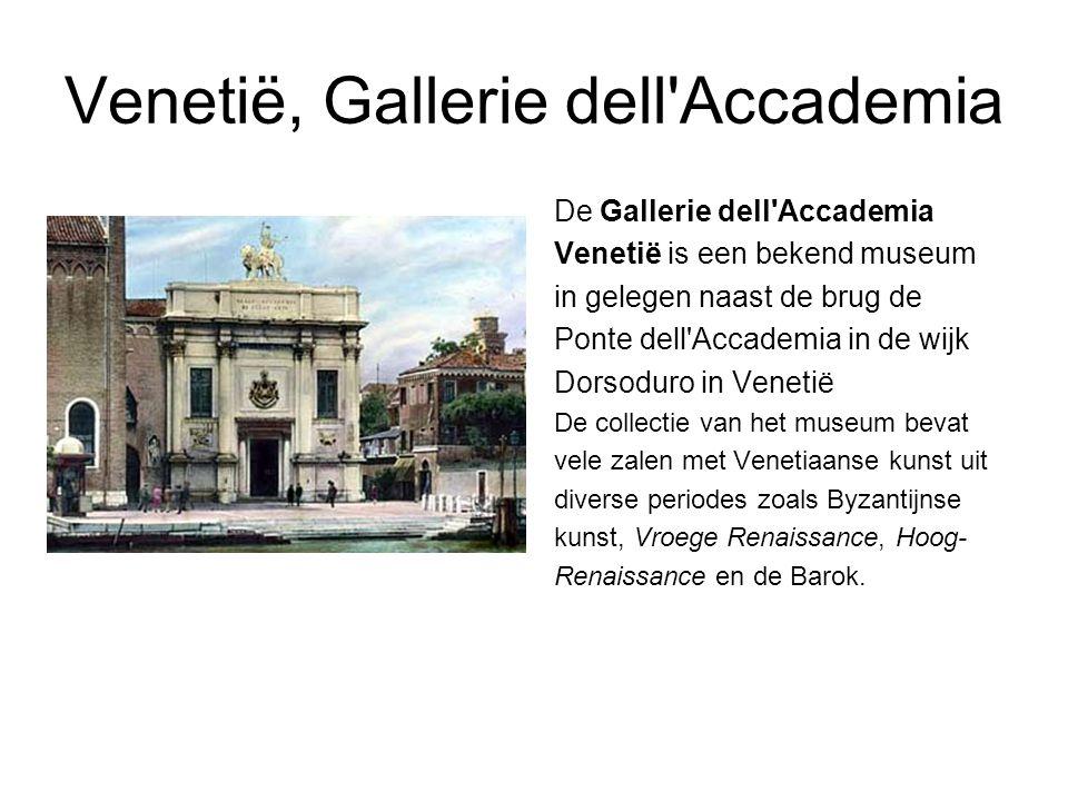 Venetië, Gallerie dell Accademia