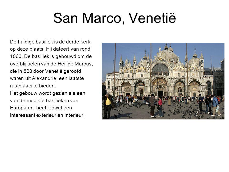 San Marco, Venetië