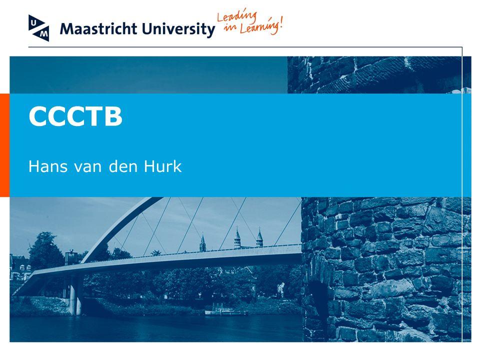 CCCTB Hans van den Hurk