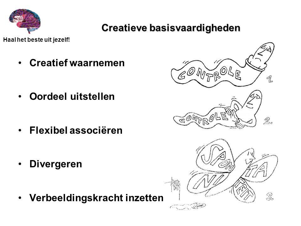 Creatieve basisvaardigheden