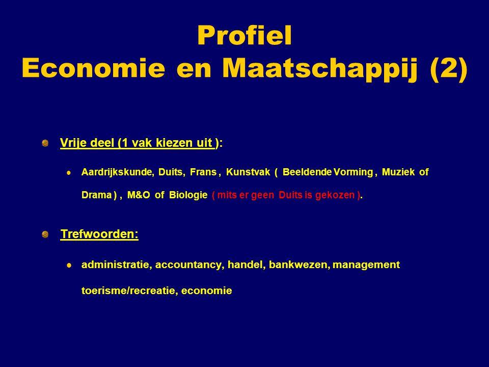 Profiel Economie en Maatschappij (2)