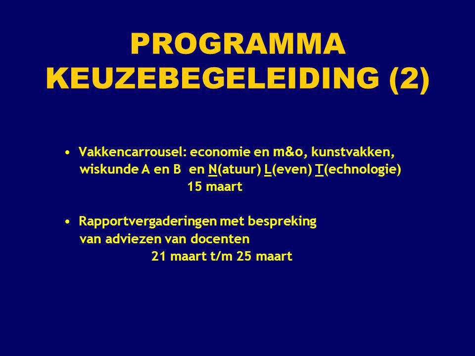 PROGRAMMA KEUZEBEGELEIDING (2)