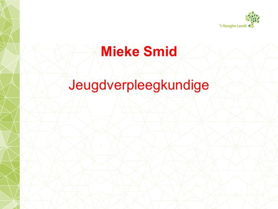 Mieke Smid Jeugdverpleegkundige