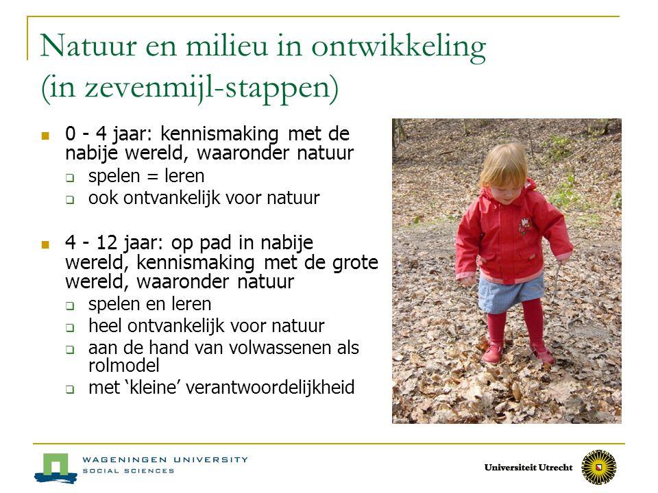 Natuur en milieu in ontwikkeling (in zevenmijl-stappen)