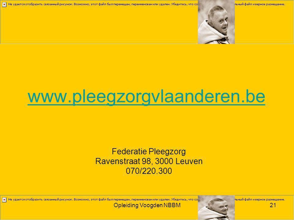 Federatie Pleegzorg Ravenstraat 98, 3000 Leuven 070/220.300