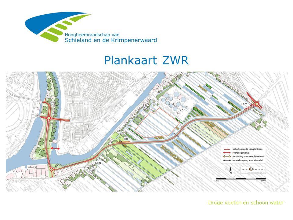 Plankaart ZWR
