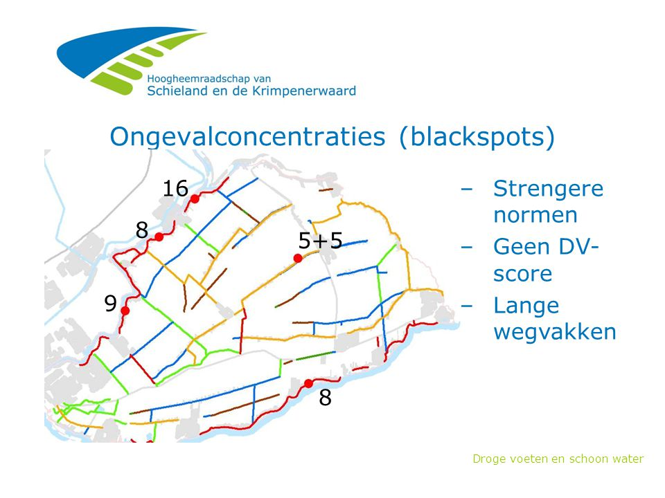 Ongevalconcentraties (blackspots)