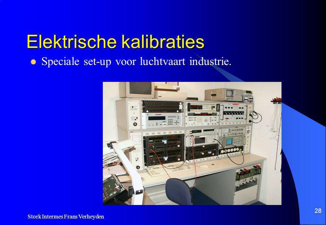 Elektrische kalibraties