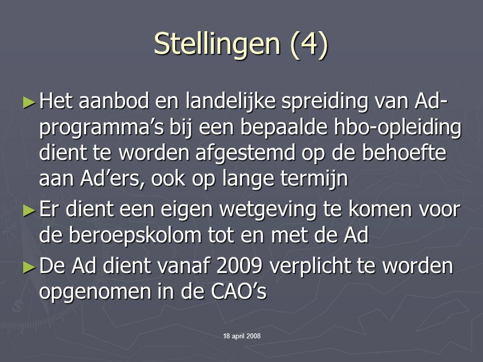 Stellingen (4)