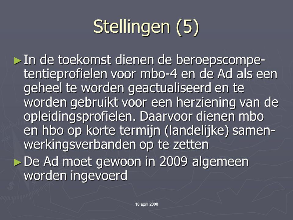 Stellingen (5)