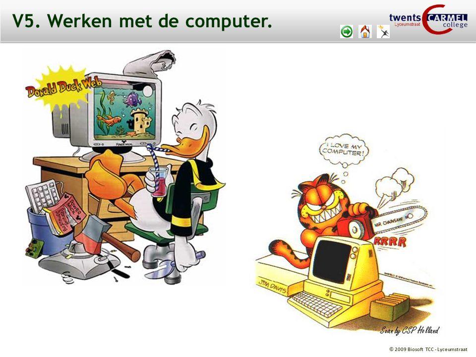 V5. Werken met de computer.