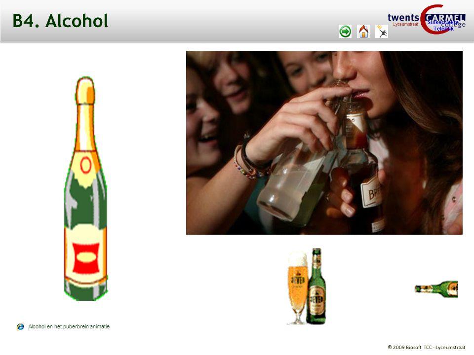 B4. Alcohol Suikerziekte Teleblik Alcohol en het puberbrein animatie