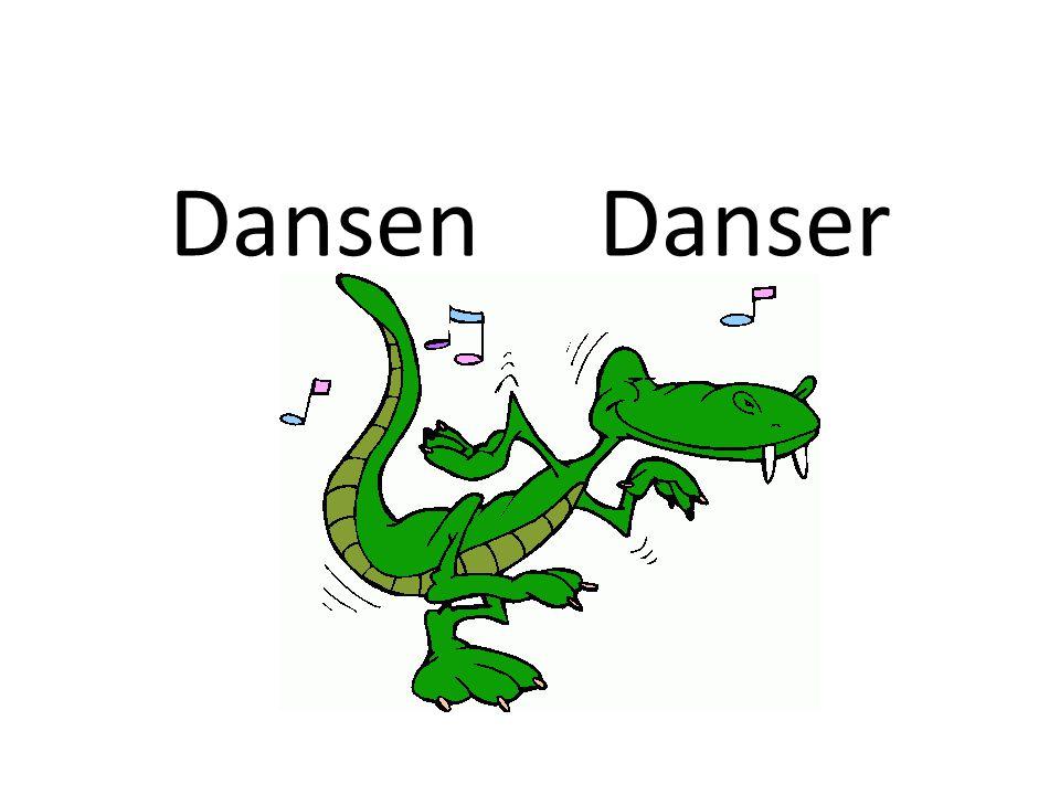 Dansen Danser
