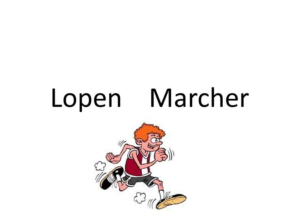 Lopen Marcher