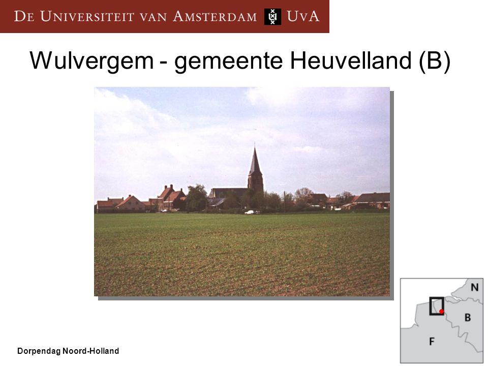 Wulvergem - gemeente Heuvelland (B)