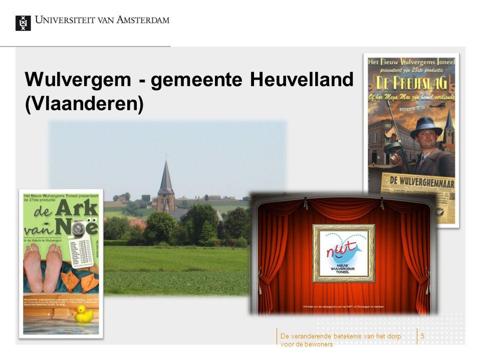 Wulvergem - gemeente Heuvelland (Vlaanderen)