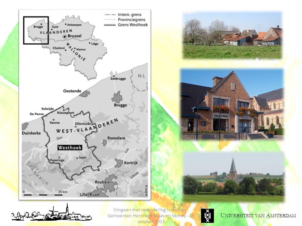 Omgaan met verandering in dorpen - Gemeenten Horst a/d Maas en Venray - 15 oktober 2013