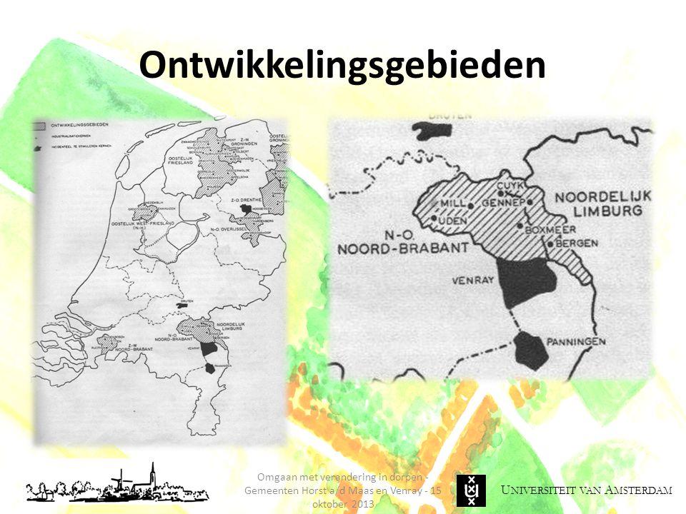 Ontwikkelingsgebieden