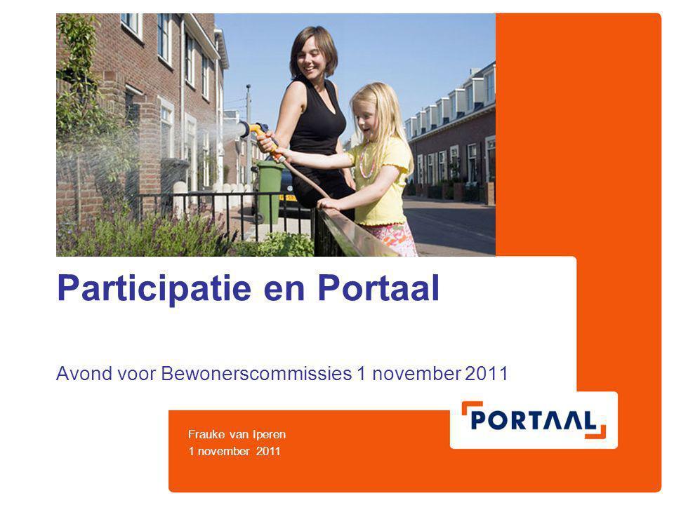 Participatie en Portaal