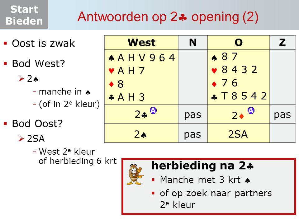 Antwoorden op 2 opening (2)