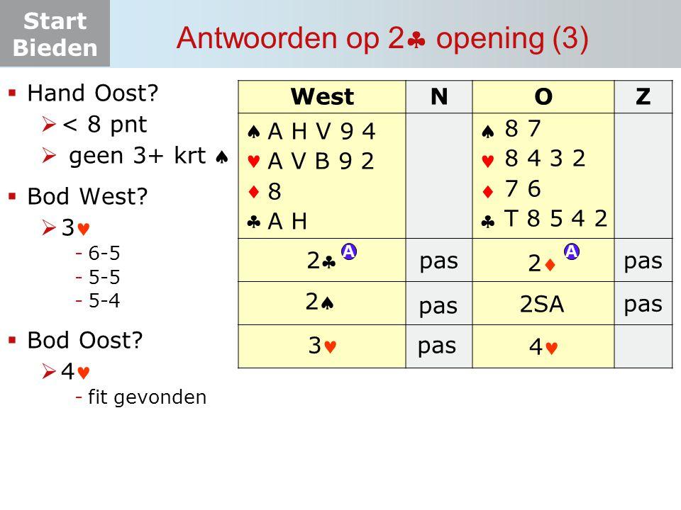Antwoorden op 2 opening (3)