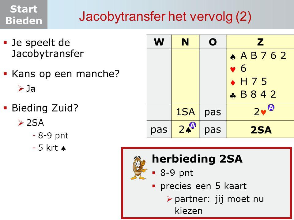 Jacobytransfer het vervolg (2)