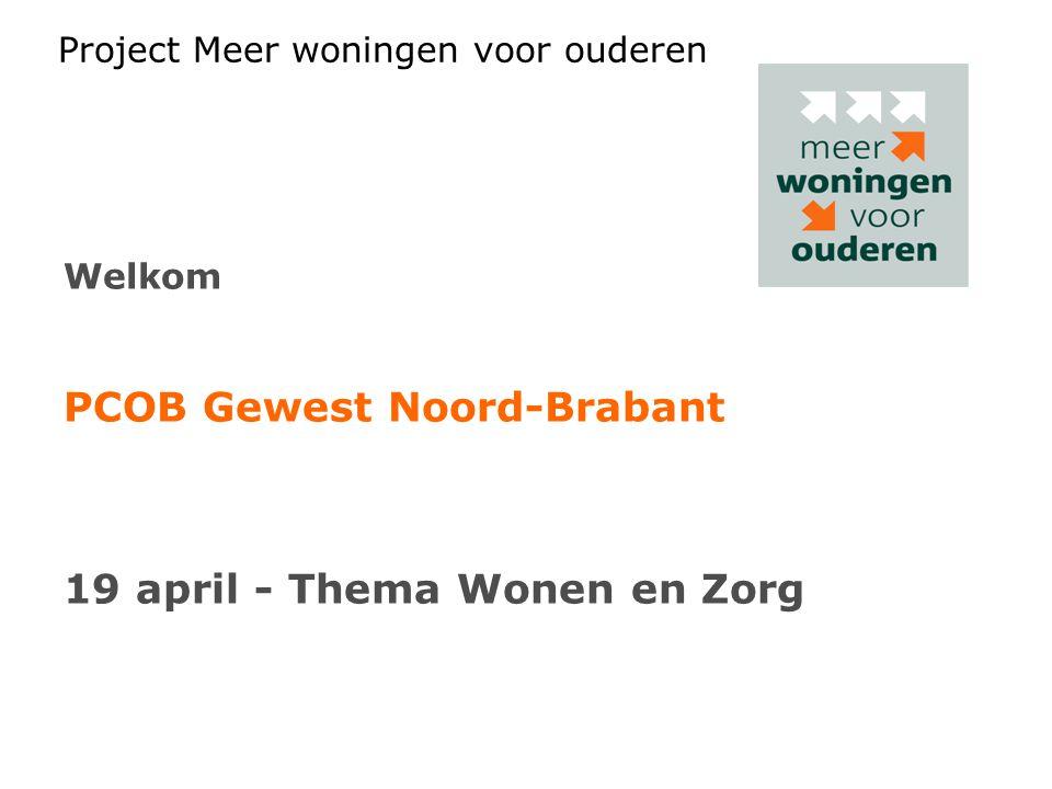 PCOB Gewest Noord-Brabant