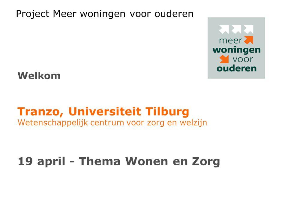 Tranzo, Universiteit Tilburg
