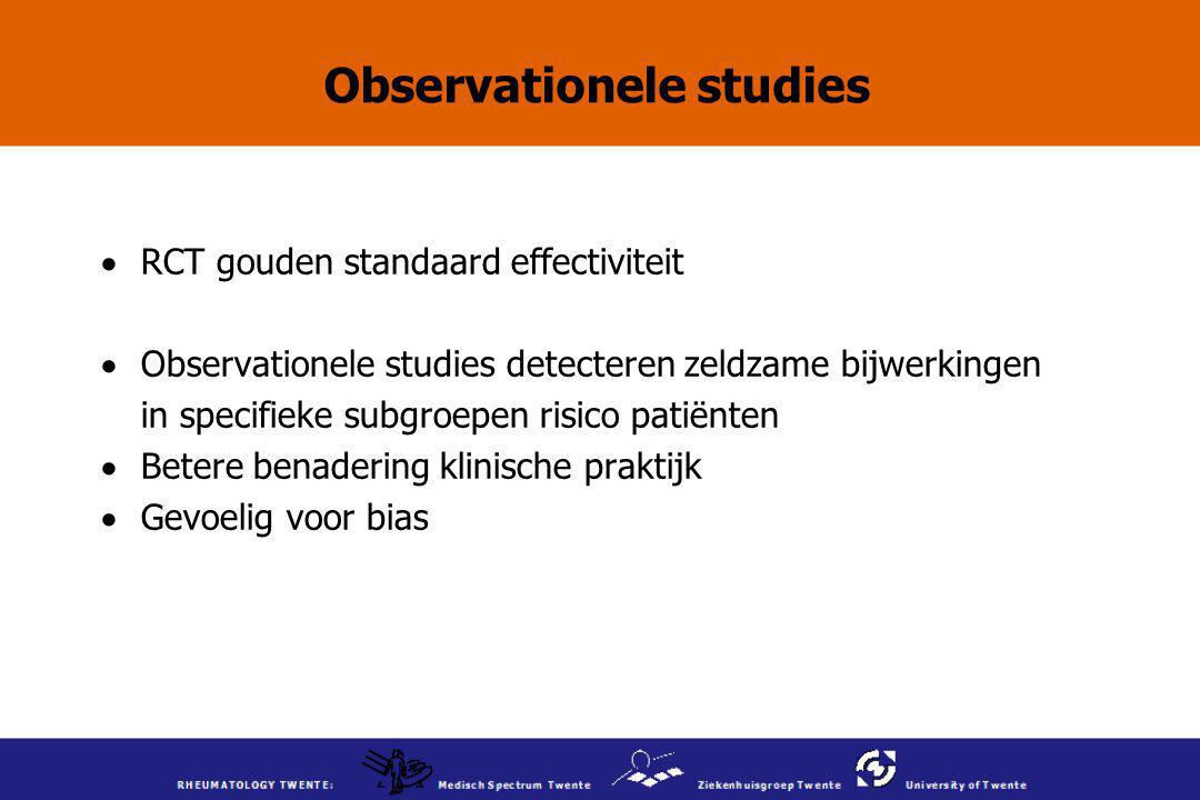 Observationele studies