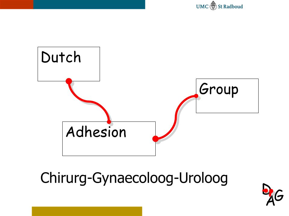 Dutch Adhesion Group Chirurg-Gynaecoloog-Uroloog