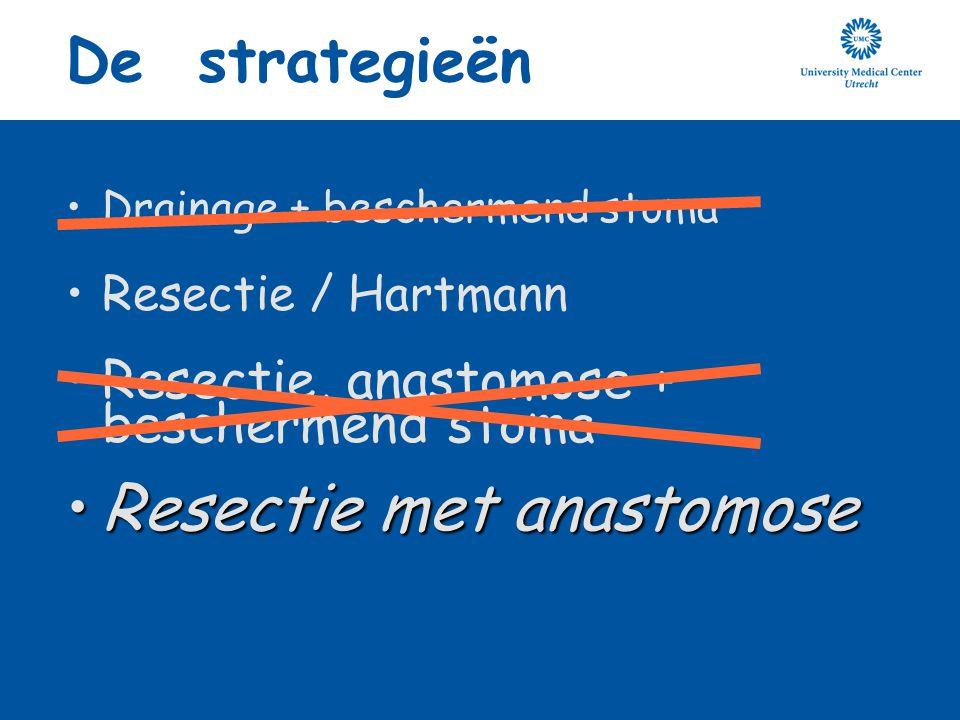 Resectie met anastomose