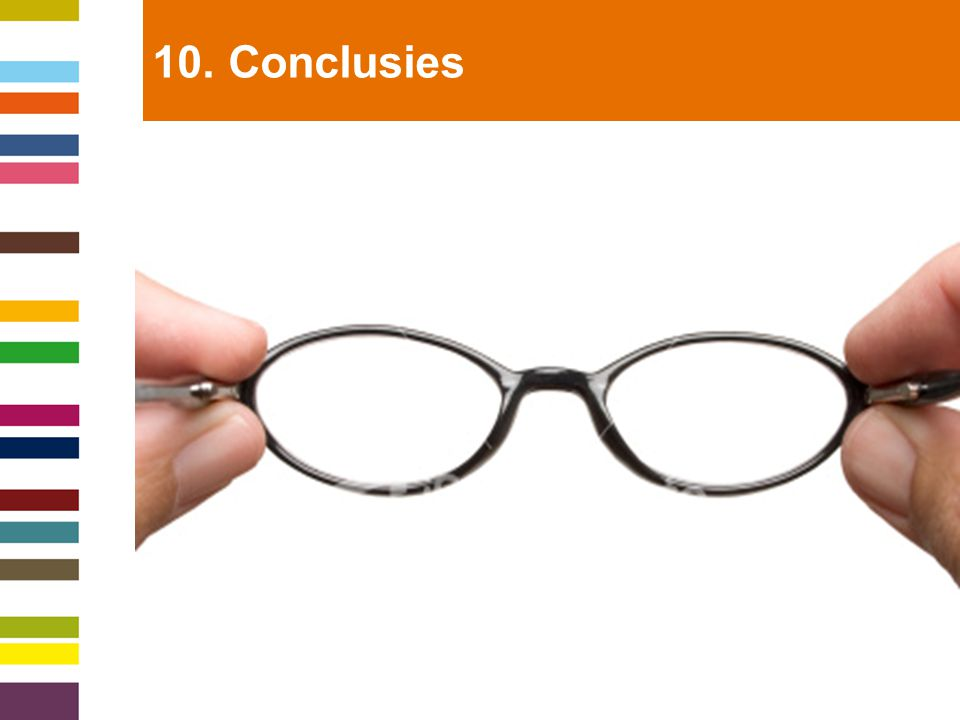 10. Conclusies